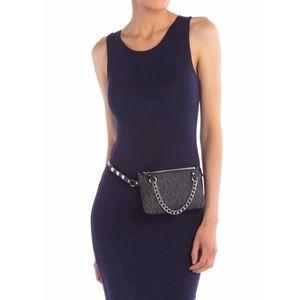 MICHAEL Michael Kors Pull Chain Belt Bag